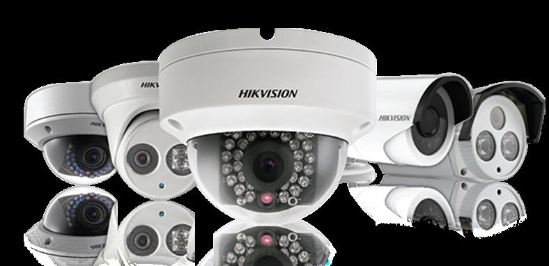 Hikvison kamerák